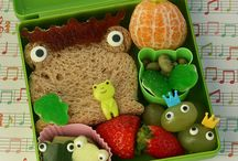 Bento / bento box food / by Shannon Alford