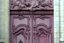 Incredible Doors / Doors that do so much more than open and close / by Girl in Pink