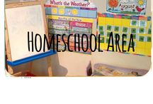 Our Homeschooling Organization / Organizing Our Homeschooling Room and Ideas / by ABC Creative Learning