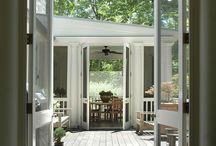 Porches / by Helen Mills