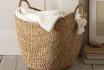 Baskets / by Brenda Ison