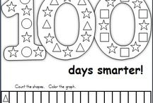 100th day of school / by Jessica Reyna