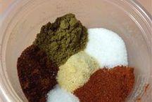 Food - Seasoning / by LynnCLS
