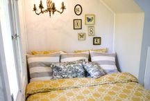Home: Bedrooms I Like / by Caro Williams