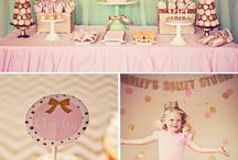 Kids Birthdays&BabyShowers / by Natalie Somsack
