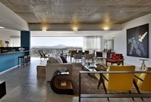 Inspirational homes and apartments / by Mike Luca