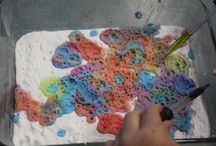 Kiddies activities / by Mary Ann A. aka Bella ART