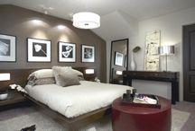 Bedroom ideas / by Haley Slusser