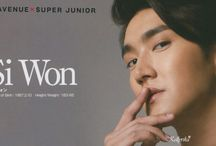 * Siwon * / by Gianinna