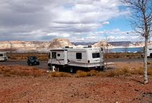 RVing for less  and  more / by Barbara Sheehy