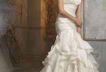 wedding dresses / by Suzanne & Margaret Eilert