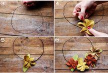 Craft Ideas / by Farah Weannara