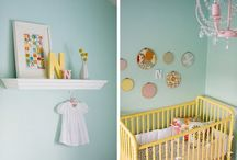 Baby Girl Room / by Joanna McNeal