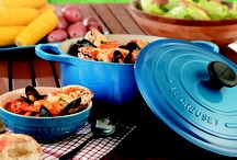New Le Creuset Marseille / by CHEFS Catalog
