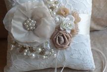Ring Bearer's Pillow  / by Rumina