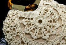 Crochet/knit bag / by Froukje van Aalst