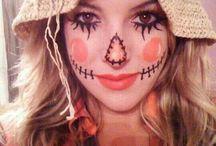 Maquillaje Halloween / Encuentra aquí ideas para el maquillaje ideal que acompañará tu disfraz la noche de Halloween.  / by Disfraces Jarana