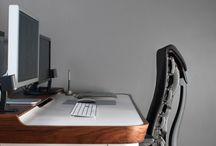BRIDGE CWK | SPACE / Design Inspiration for Uckfield's Premier Creative Shared Workspace / by OXIDE | DESIGN