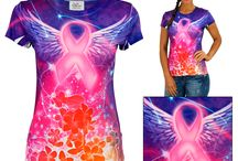 Pink Ribbon Clothing /  Every Purchase Funds Mammograms for Women in Need.  / by GreaterGood