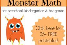 Activities For Kindergarten / by Tegan Thomas