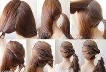 hair / by Rachel Reinhardt