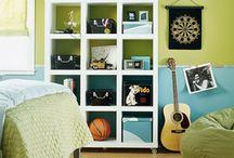 Girl's room ideas / by Chrisy Bueckert-Benjamin