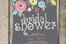 Showering the Bride---ME! / by Christen D'itri