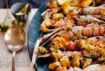 Great Grillings / Grilling is good all year around! To try some other recipes check out our book 100 Grilling Recipes You Can't Live Without by Cheryl and Bill Jamison. / by Harvard Common Press