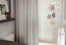 bathroom / by Tina Purdom