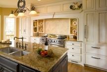 Kitchen  / by Toni Castillo Aranda