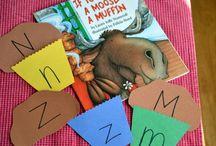 Kindergarten reading / by Shari Koehn Sisk