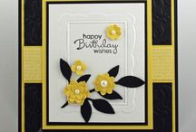 Cards - Birthday & Thank-you / by Paula Sutton