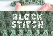 crochet patterns / by Danielle MacCoumber