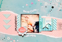 Scrapbook Layouts / by Schnipsel Chaos