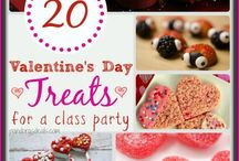 little Valentine's (@the 2nd grade party) / by Megan Lehman