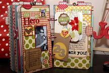 Craft- Cards, Pages & Altered books / by Pamela Heidbreder Kendrick
