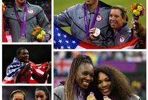 Olympics XXX- USA / by Angie Hartley