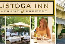 Restaurants we recommend / Calistoga Napa Valley Restaurants / by Calistoga Spa Hot Springs