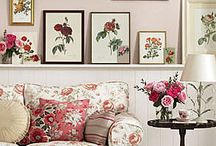Decor Inspirations / Where I put all the great ideas I want to use for my spaces / by Lettetia Elsasser