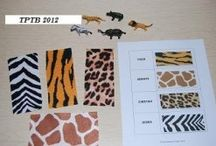 Zoo Theme Activities for Preschool and Kindergarten / Literacy, Math, Science, Sensory, Foods/Food Crafts, and Play Ideas for a Zoo Theme / by thepreschooltoolbox