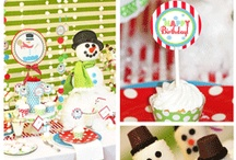 birthday party ideas / by Gayle Johnston
