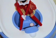 Holiday - Christmas - Elf On The Shelf / by Sarah Bridwell