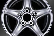 Chevy wheels / by RTW Wheels