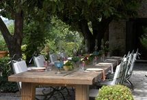 outdoor space / by Desiree Clark