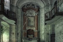 Hauntingly beautiful... / all things hauntingly beautiful or once were.. / by Angelina Isola