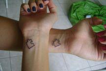 Tattoos / by Crystal Henderson