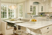Kitchens / by Claudia (Imparato) Lindheim