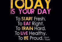Fitness quotes / by Helen Bucknell