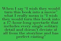 Bookworm / by Angelina Salazar