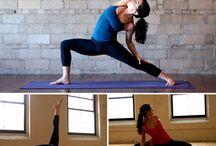 Yoga / by Callie Walton